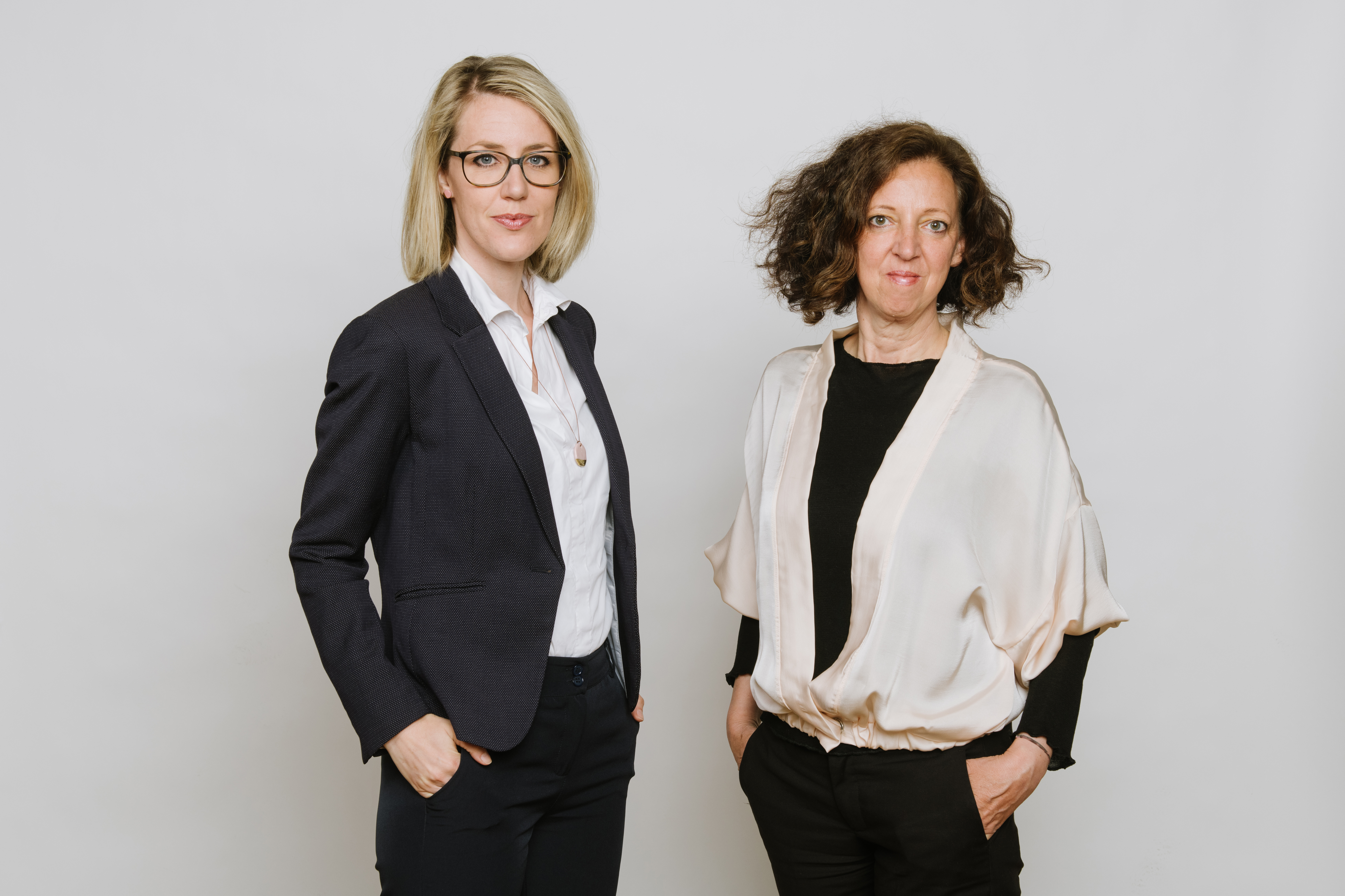 Neunerimmo v l n r Daniela Unterholzner Ulrike Pilgram Christoph Liebentritt